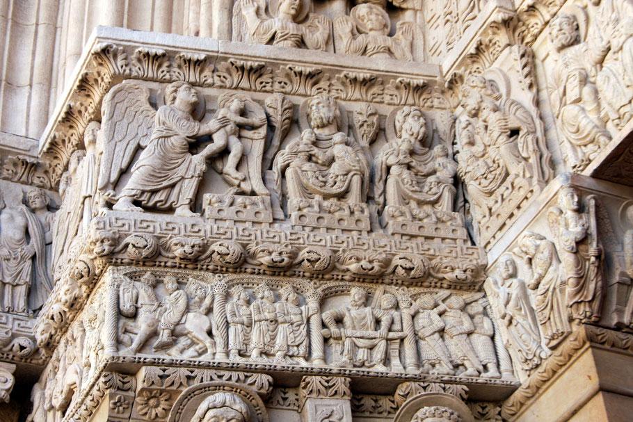 Bild: St-Trophime, Arles, Provence