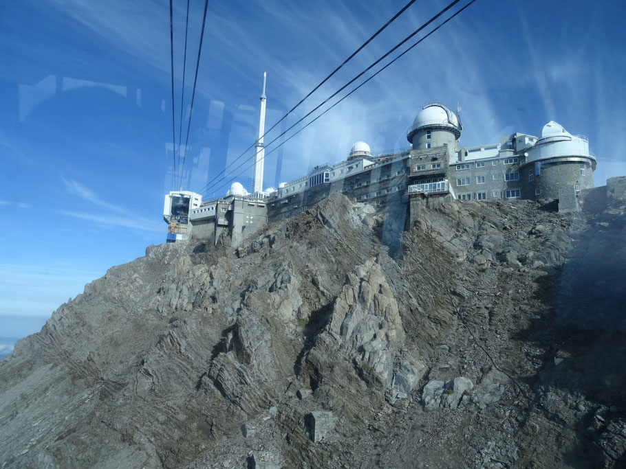 Bild: Pic du Midi de Bigorre