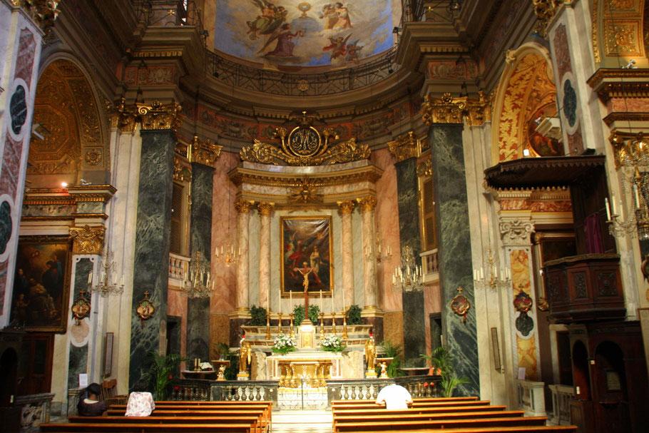 Bild: Èglise Notre Dame de l´Annonciation in Nice (Nizza)