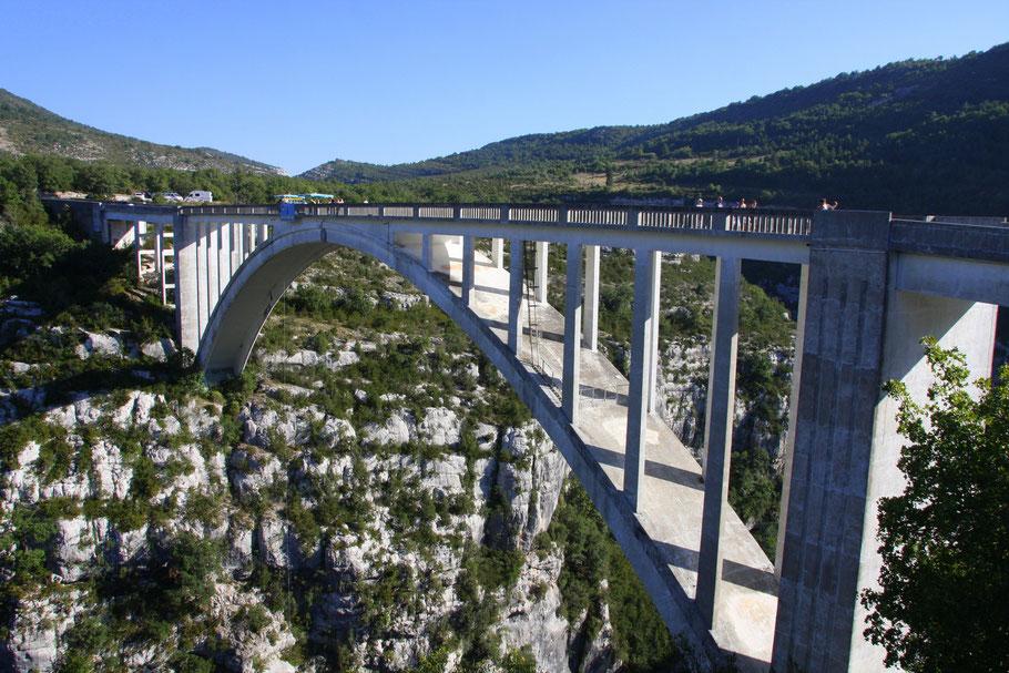 Bild: Pont de l´Artuby