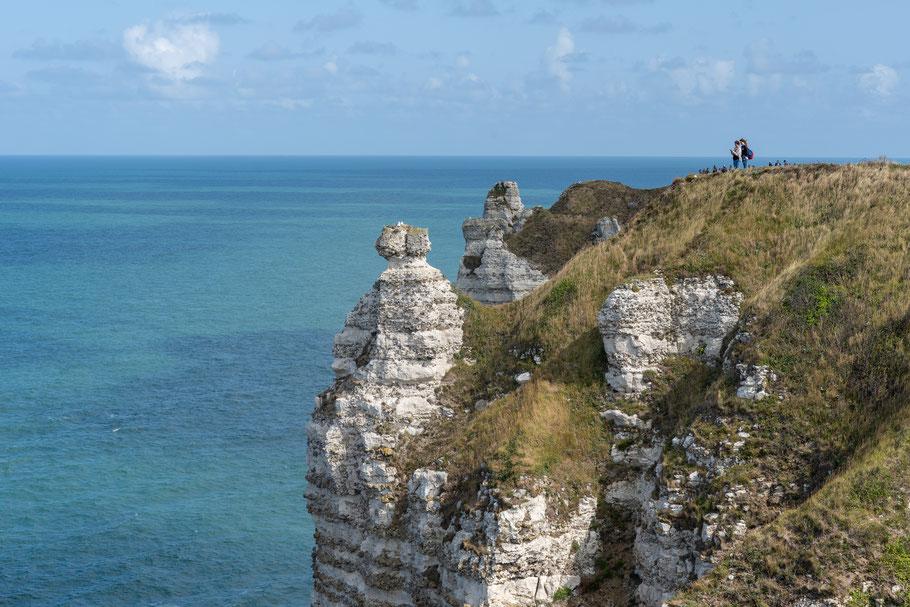 Bild: Felsenküste Étretat