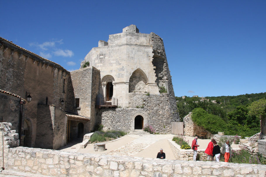 Bild: Château de Simiane-la-Rotonde