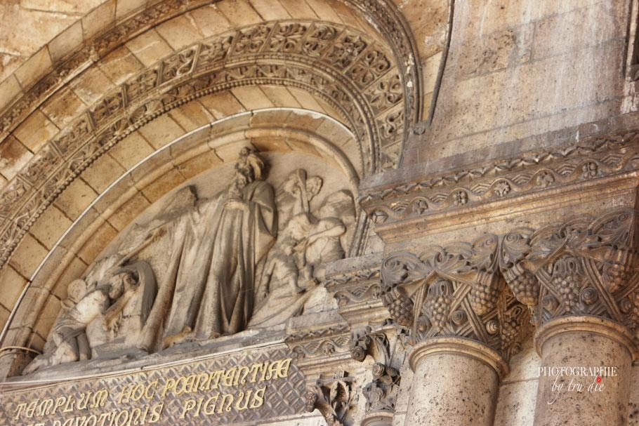 Bild: Basilika Sacré-Coeur de Montmartre in Paris