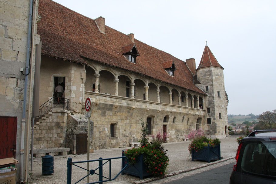 Bild: Schlossmuseum in Nérac