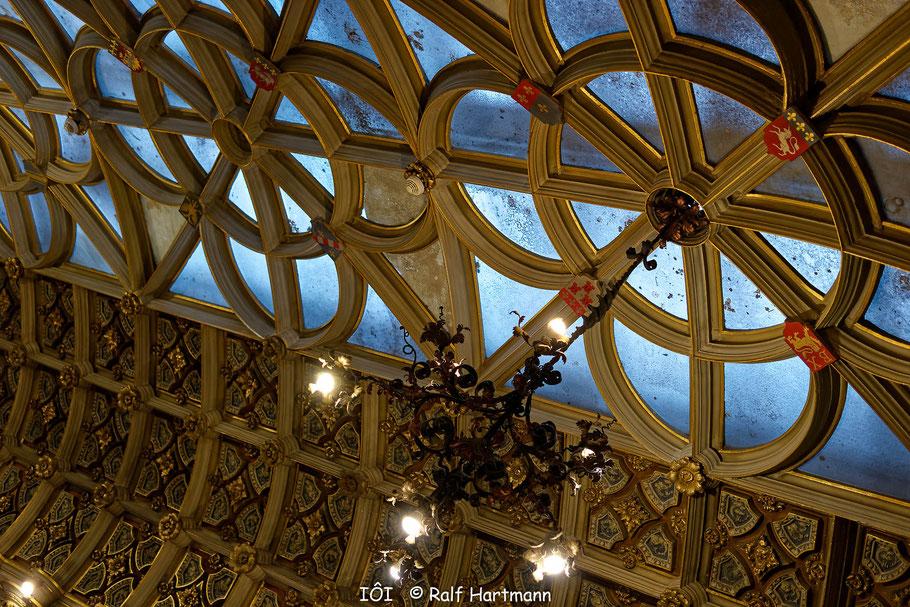 Bild: Palais Bénédictine Fécamp - Benediktinerpalast in Fécamp