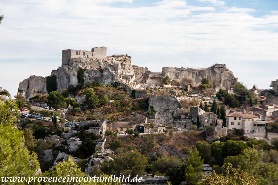 Bild: Château von Le Baux-de-Provence