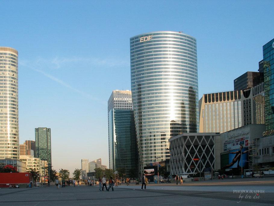 Der Wolkenkratzer des Elektrokonzern EDF