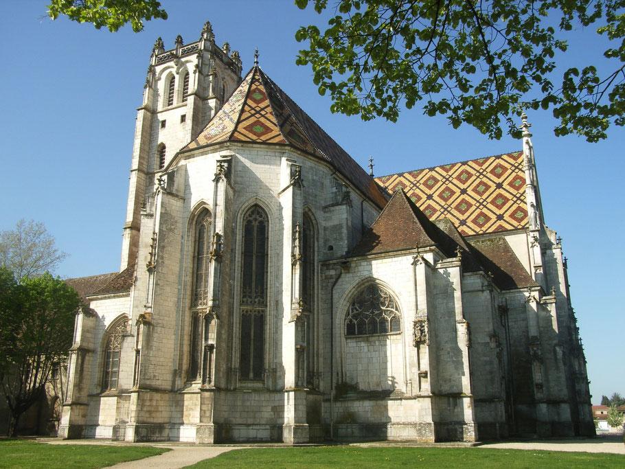 Bild: Monastère de Brou in Bourg-en-Bresse