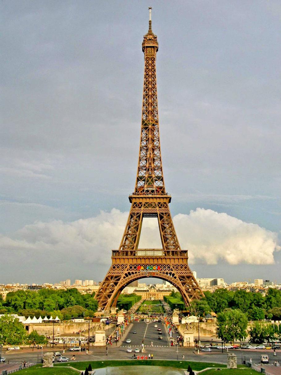 Bild: Eiffelturm in Paris