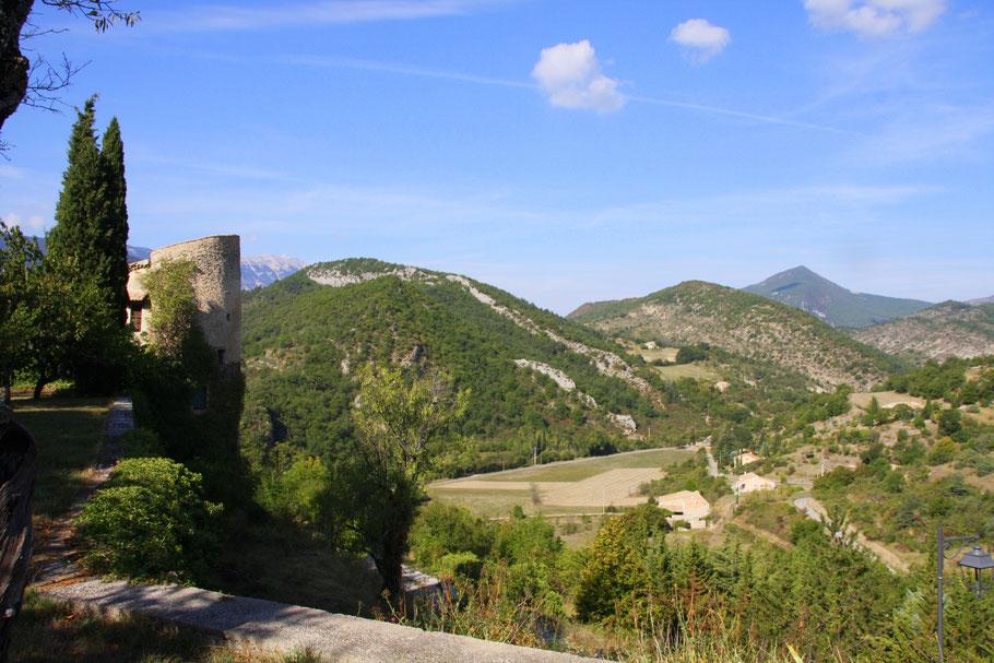 Bild: Château Dupuy-Montbrun, Montbrun-les-Bains