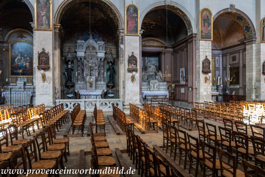 Bild: Eglise Saint-Symphorien in Avignon