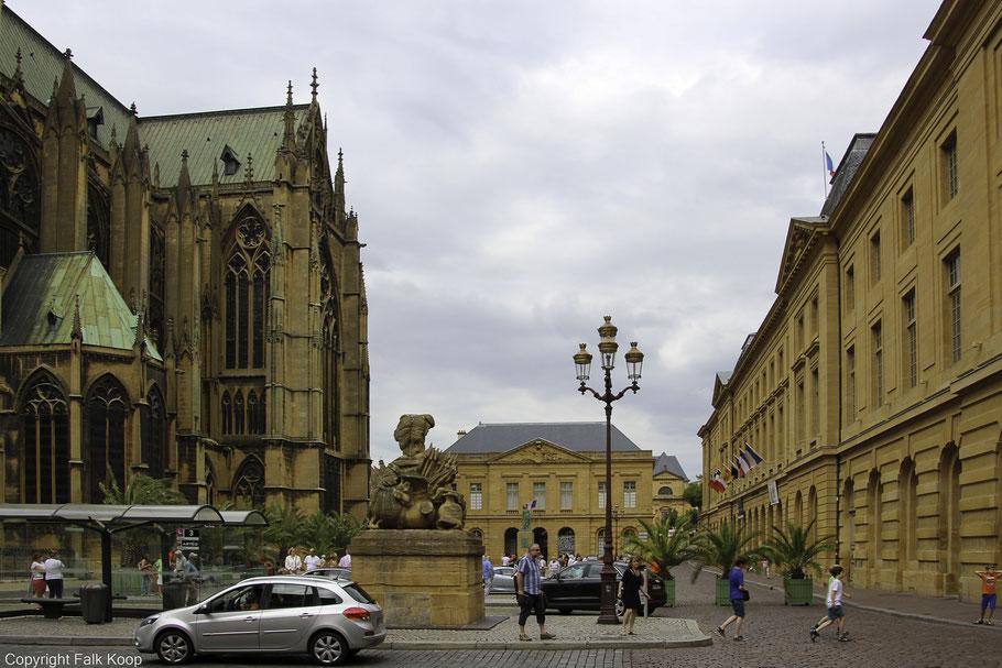 Bild: Metz, Place d´Armes