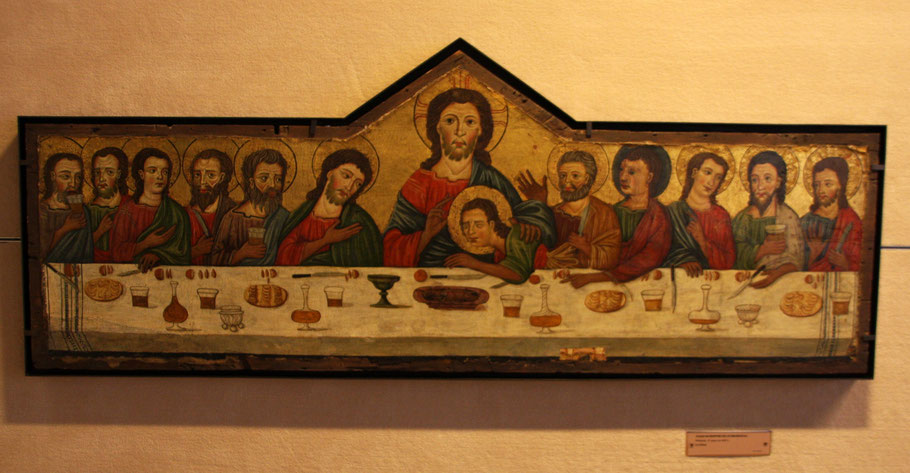 Bild: Abendmahl in Musee du Petit Palais