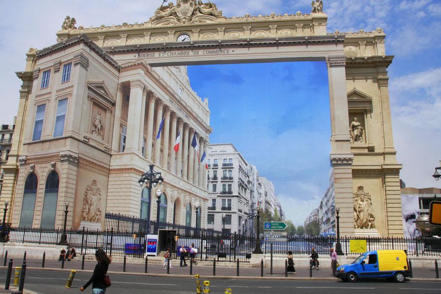 Bild: Marseille Bourse et Chambre de Commerce
