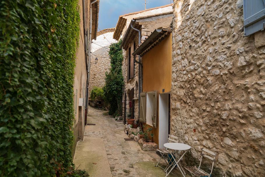 Bild: Ventabren im Bouches du Rhône
