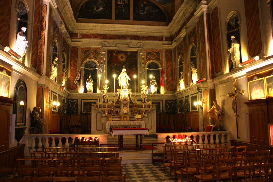 Bild: Monaco Kapelle der Miséricorde