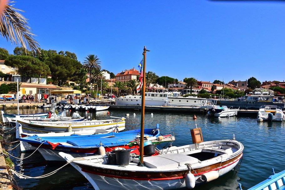 Bild: Port Porquerolles