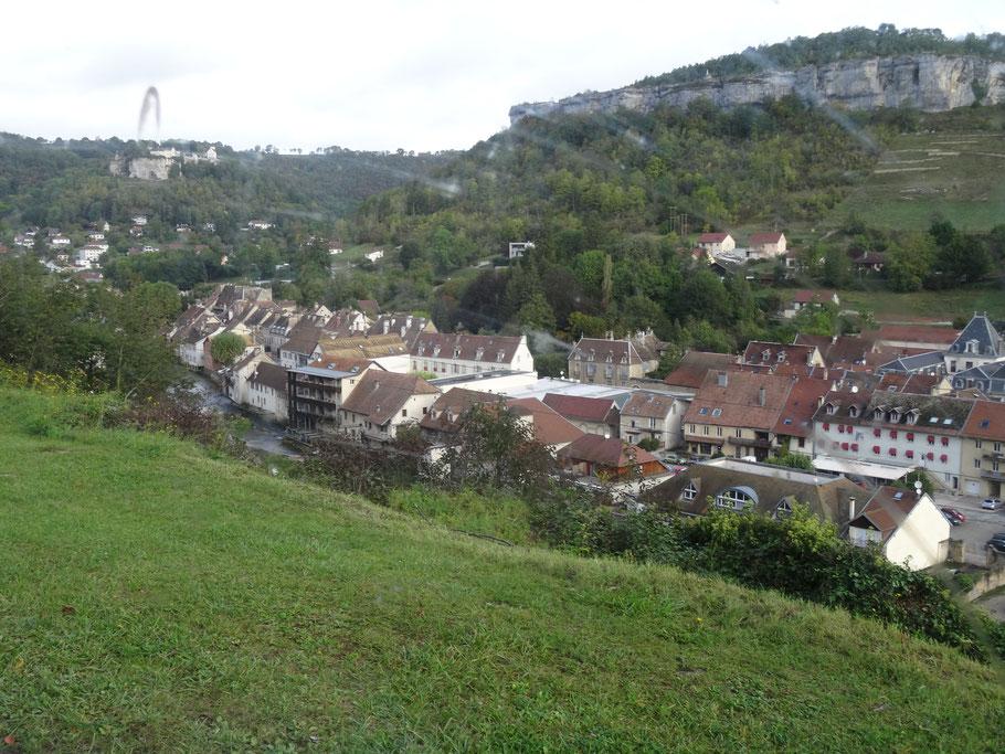 Bild: im Tal der Doubs