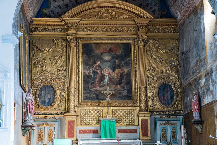 Bild: Le couvent des Dominicaines und la chapelle Notre-Dame de Nazareth in Bédoin