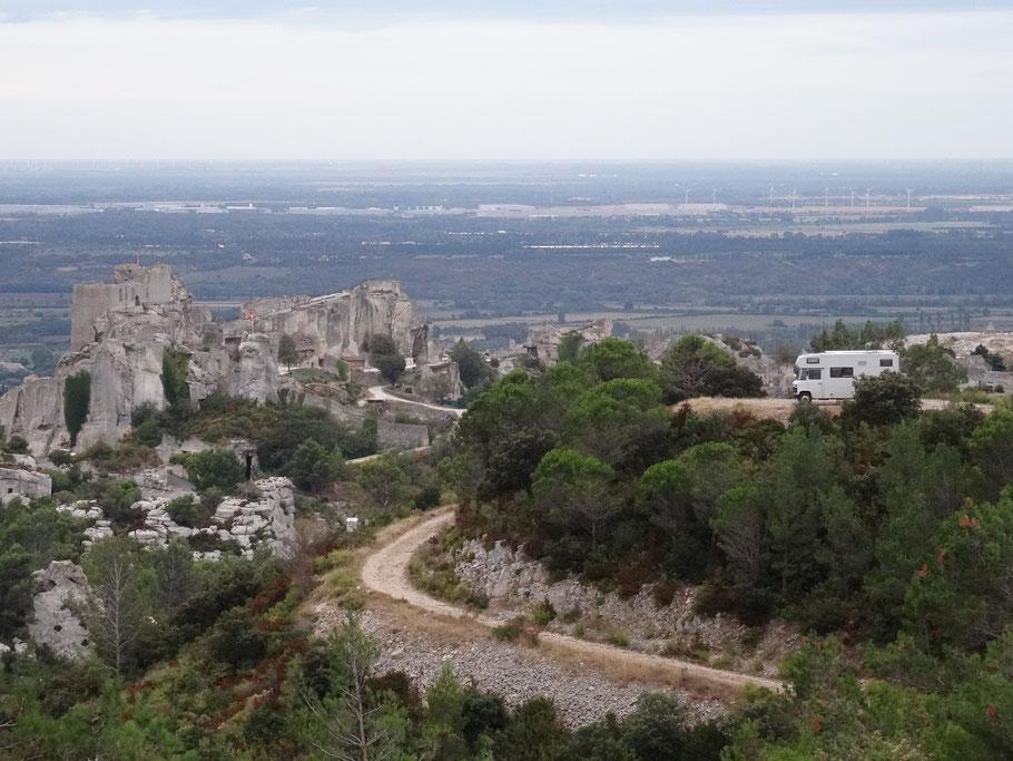 Bild: Les Baux-de-Provence