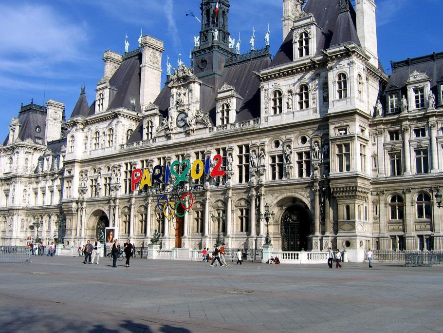 Bild: Hôtel de Ville, Paris