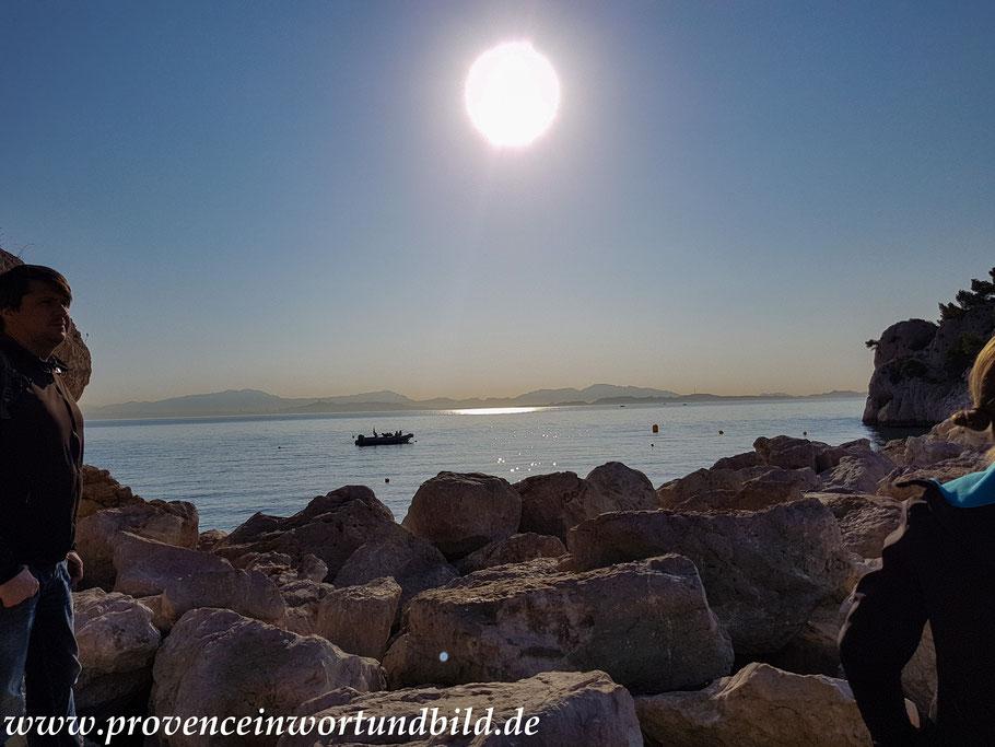 Bild: Im Hafen von Niolon