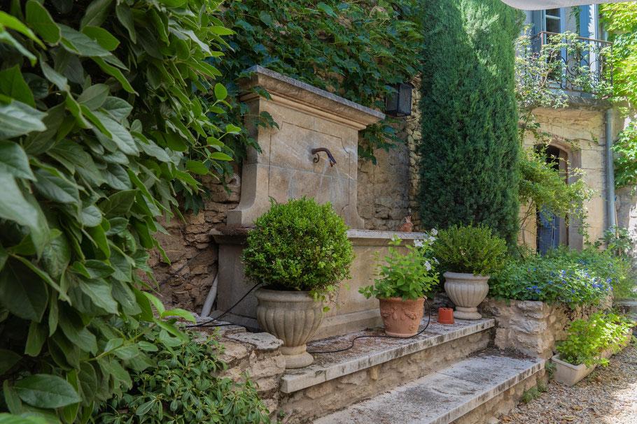 Bild: Le Mas des Roses in Gordes, Vaucluse, Provence