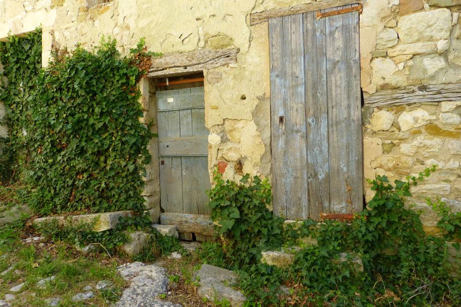 Bild: altes Haus in der Provence