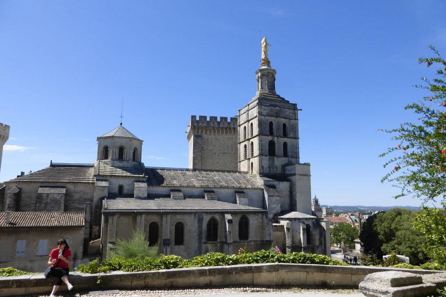 Bild: Cathédrale Notre Dame des Domes in Avignon