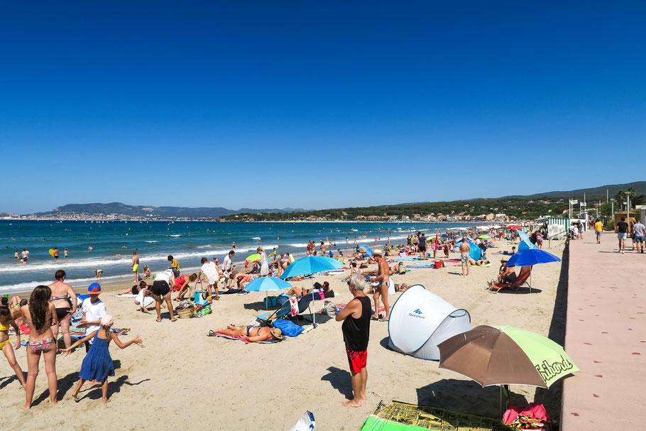 Bild: Saint-Cyr-sur-Mer im Département Var