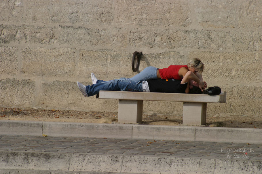 Bild: Paris, Stadt der Liebe