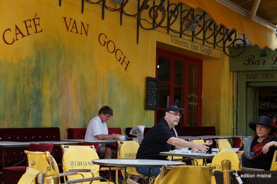 Bild: Cafe van Gogh, Arles