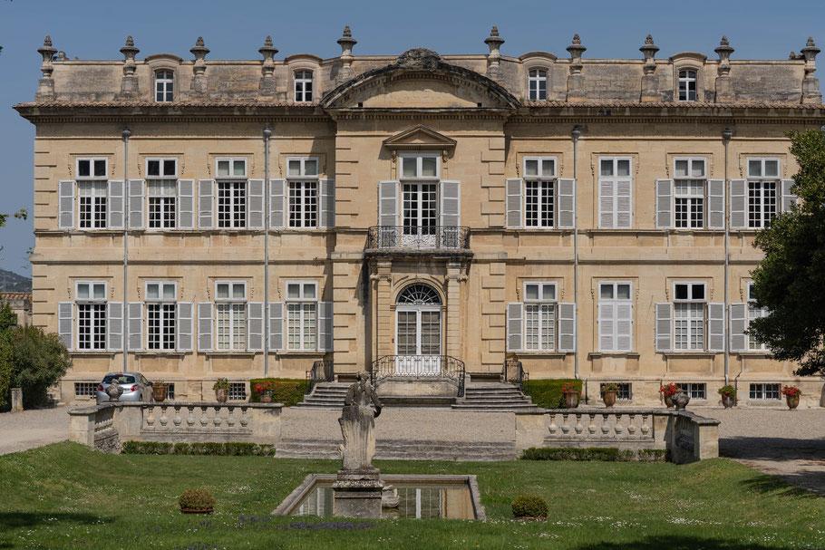 Bild: Château Barbentane, Bouches du Rhône