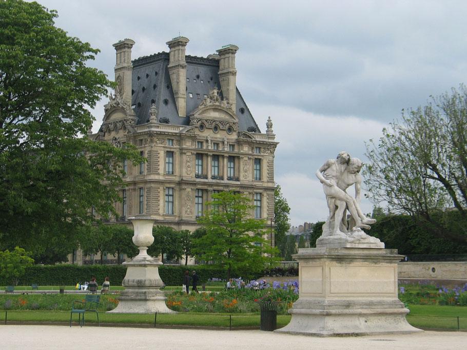 Bild: Jardin du Luxembourg in Paris