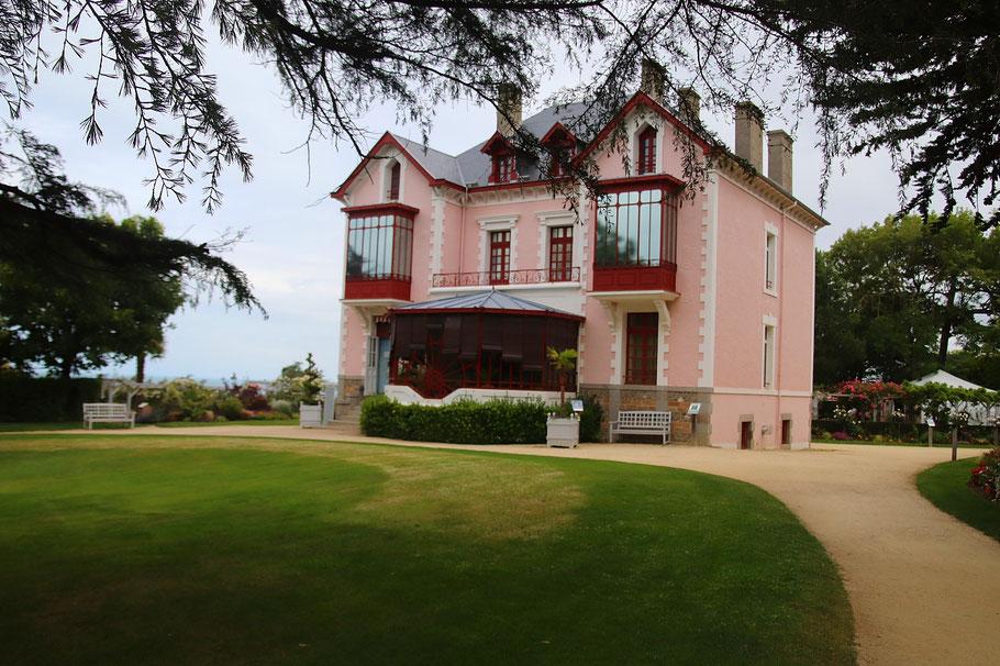 Bild: Musée und Jardin Christian Dior in Granville