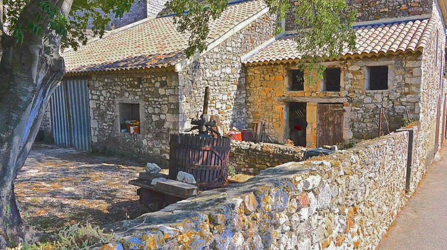 Bild: Aiguèze