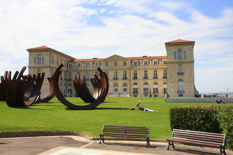 Bild: Palais du Pharo, Marseille
