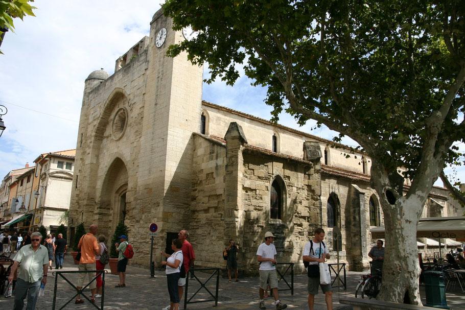 Bild: Église Notre-Dame-des-Sablones in Aigues-Mortes