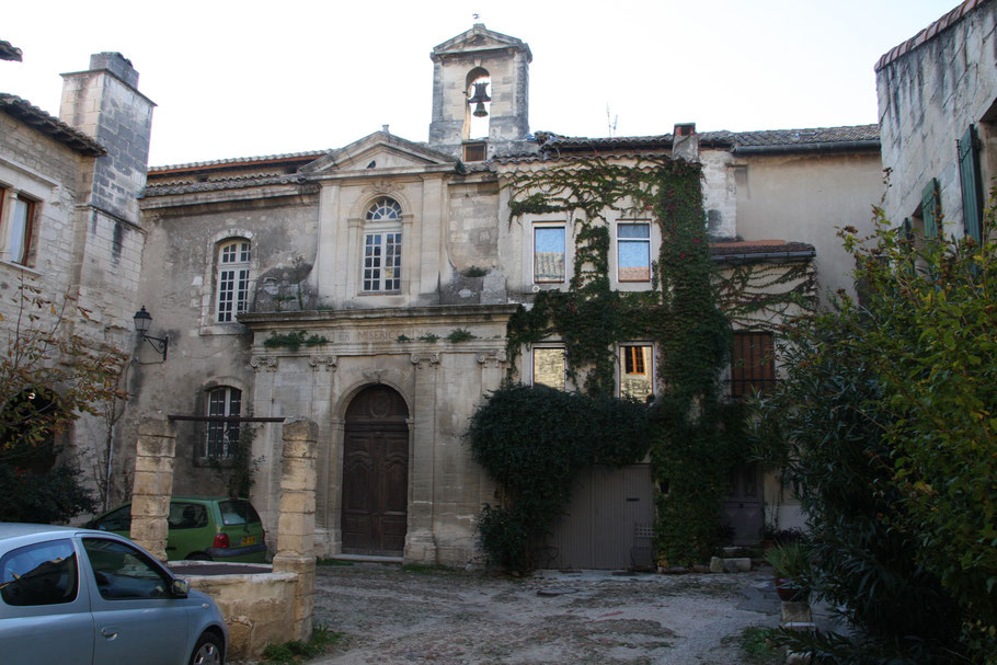 Bild: Chapelle des Pénitents Gris in Villeneuve-lés-Avignon