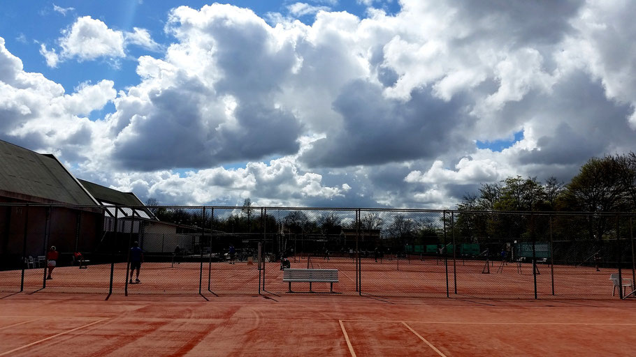 Tennisbaan Blijdorp