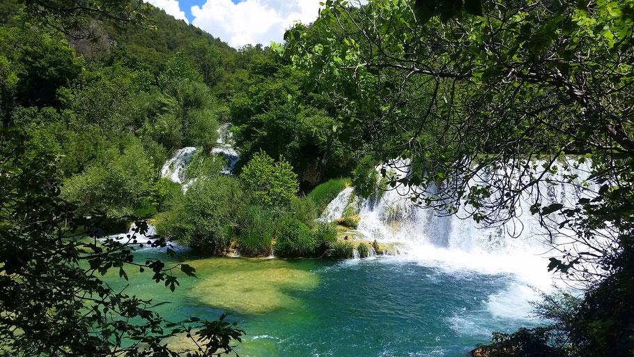 Waterval Krka