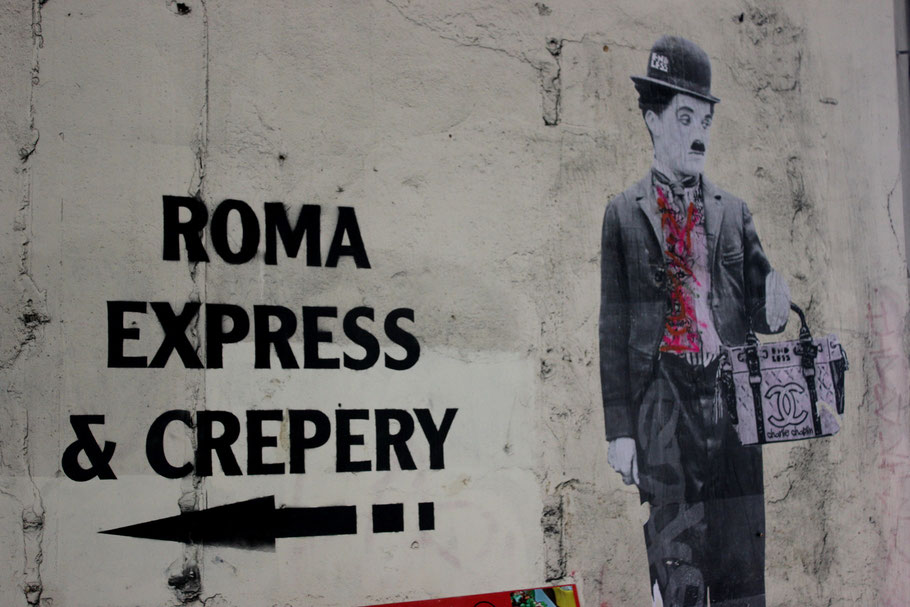 Roma Express and Crepery