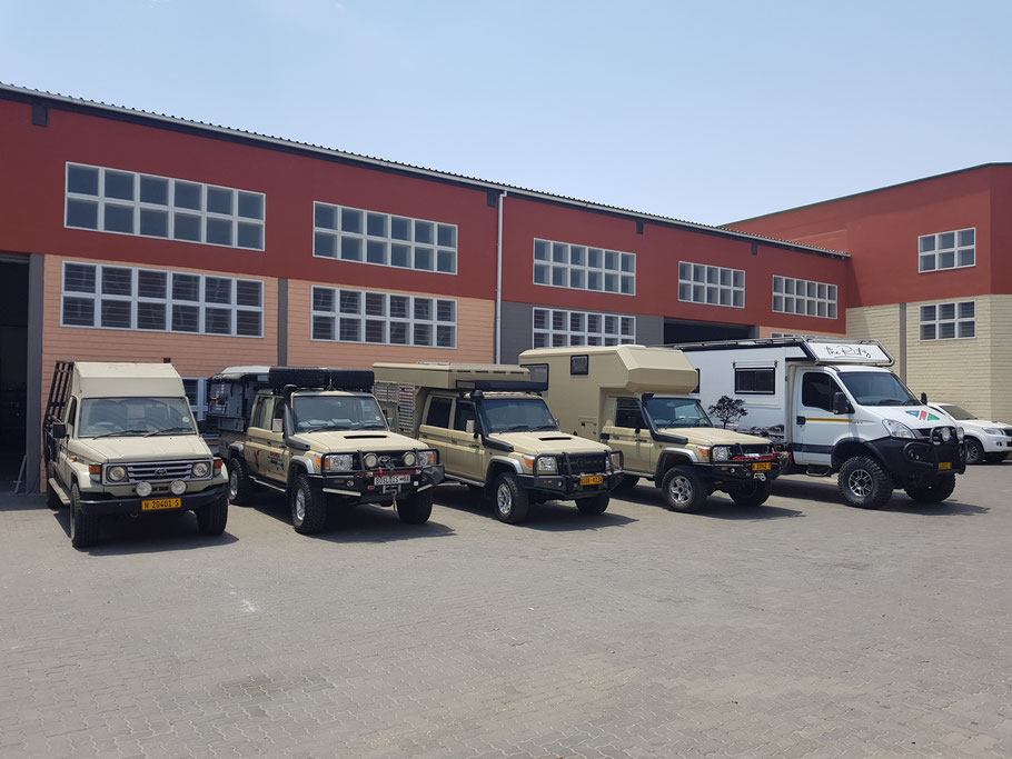 IVECO CAMPER ON TOUR