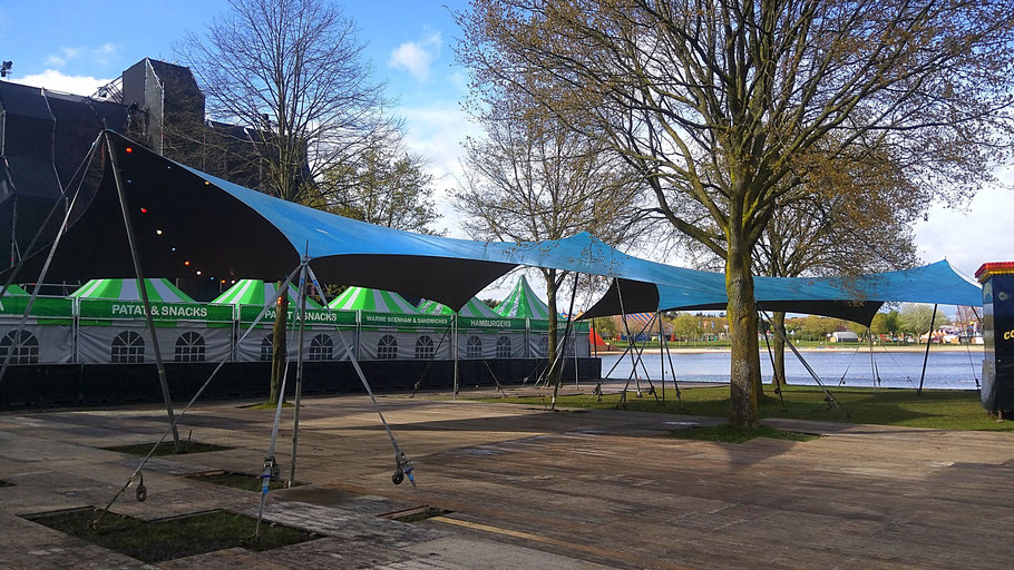M-Cover, m-cover, cover, mcover, shelter, overkapping, tent huren