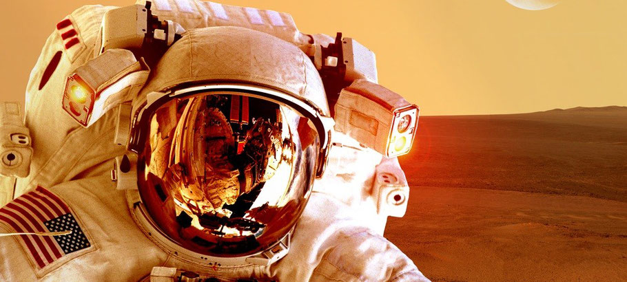 Curiosidades de la ciencia - Agua en Marte