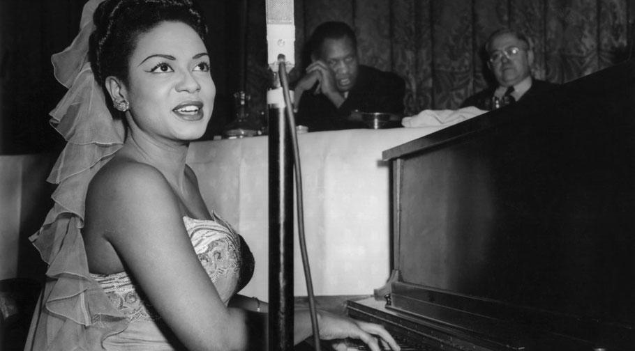 hazel Scott-mujeres en el jazz