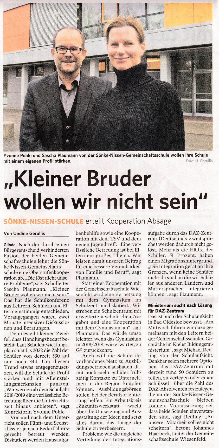 Hamburger Abendblatt 28. November 2017 - michael-hass-1965s Webseite!