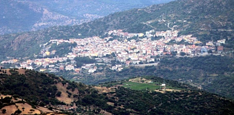 Lodè il Borgo montano autentico d'Italia