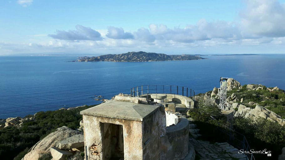 "Fortino antico a ""Punta Palau"" con vista meravigliosa ♥  Palau ( OT),Sardegna, Sardinia"