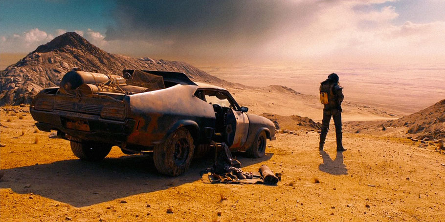 Mad Max: Fury Road © Warner Bros.